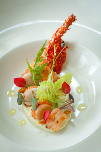 baby lobster tail vertical