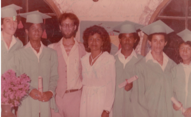 Altos de Chavón Graduation 1982
