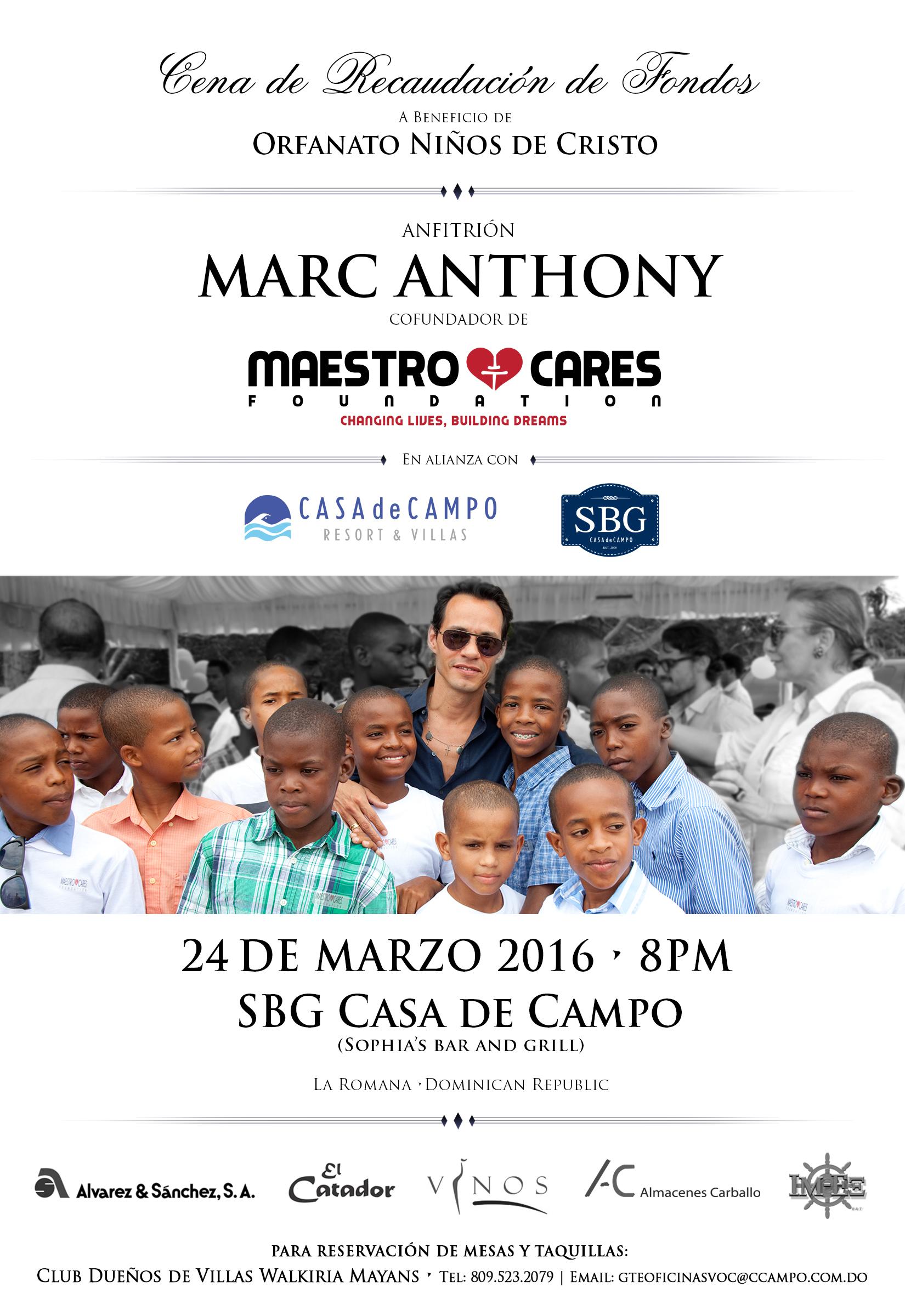 FundraiserEvite spanish_SBG