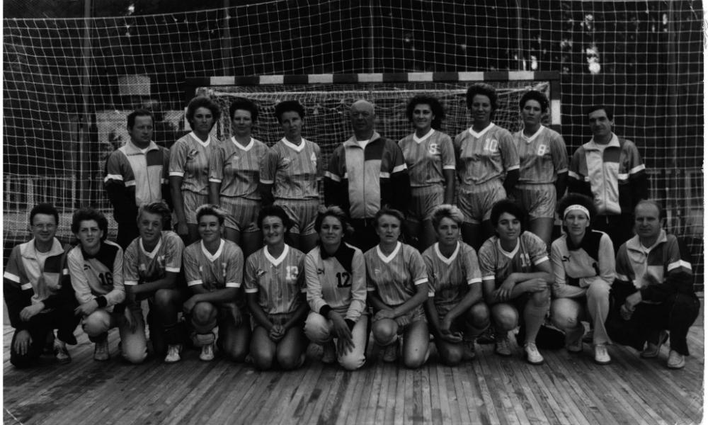 Handball Team — Interview with Natalia Turchina