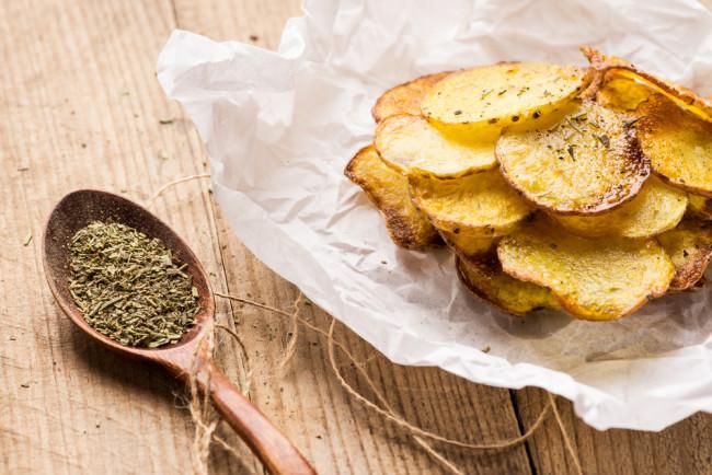 Jacqueline Banks Crispy Potato Chips
