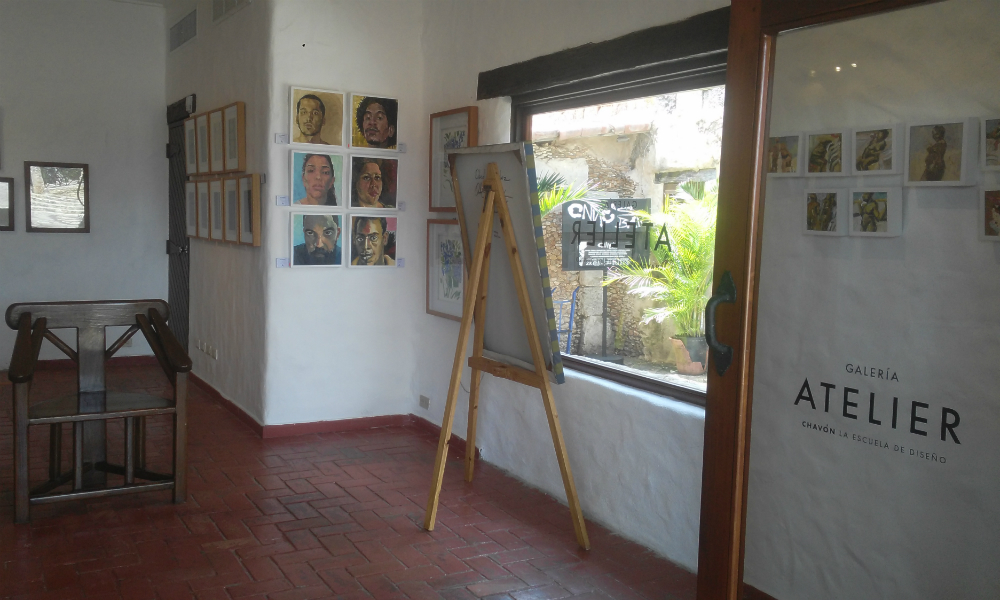 La Galeria Atelier - Featured Image