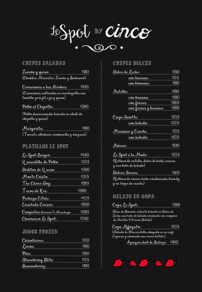 Le-Spot-by-Cinco-Menu