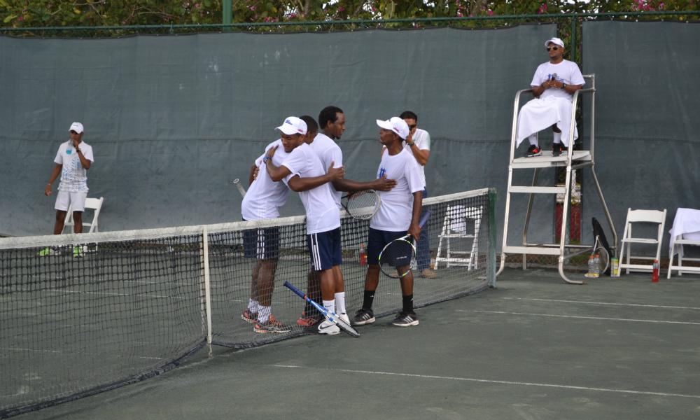 Players — McDaniel Tennis Tournament Big Success
