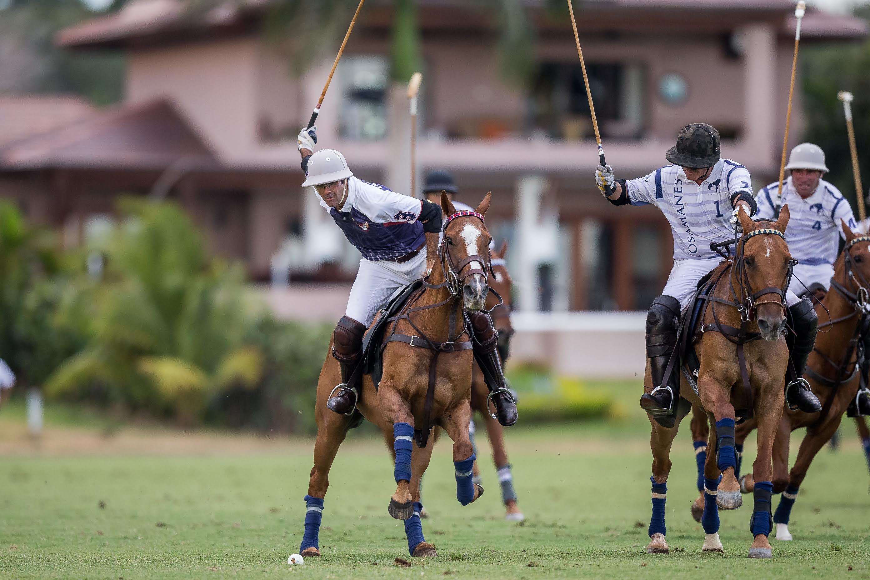 Los Samanes vs. Lechuza Polo Challenge 2016 RD