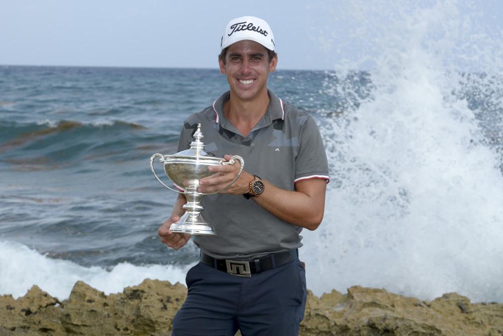 Foto gracias a: Enrique Berardi/PGA TOUR Latinoamérica