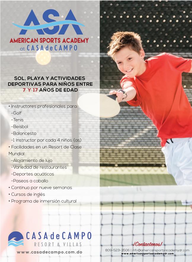 ASA Sports Camp