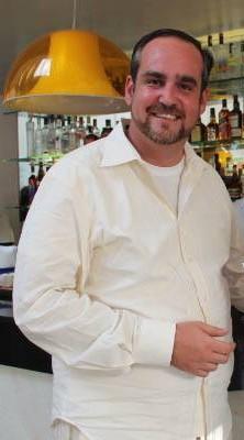 Carlos Chapellin Onno's New Chef