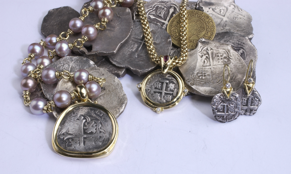 Everett's Treasure Coins