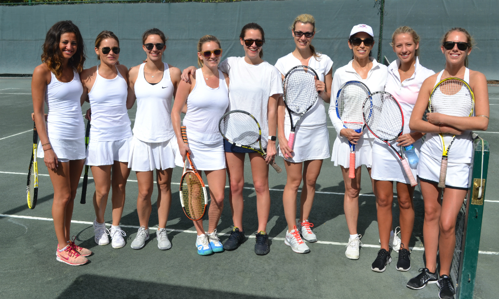 Tennis Tournament Sugar Weekend Recap
