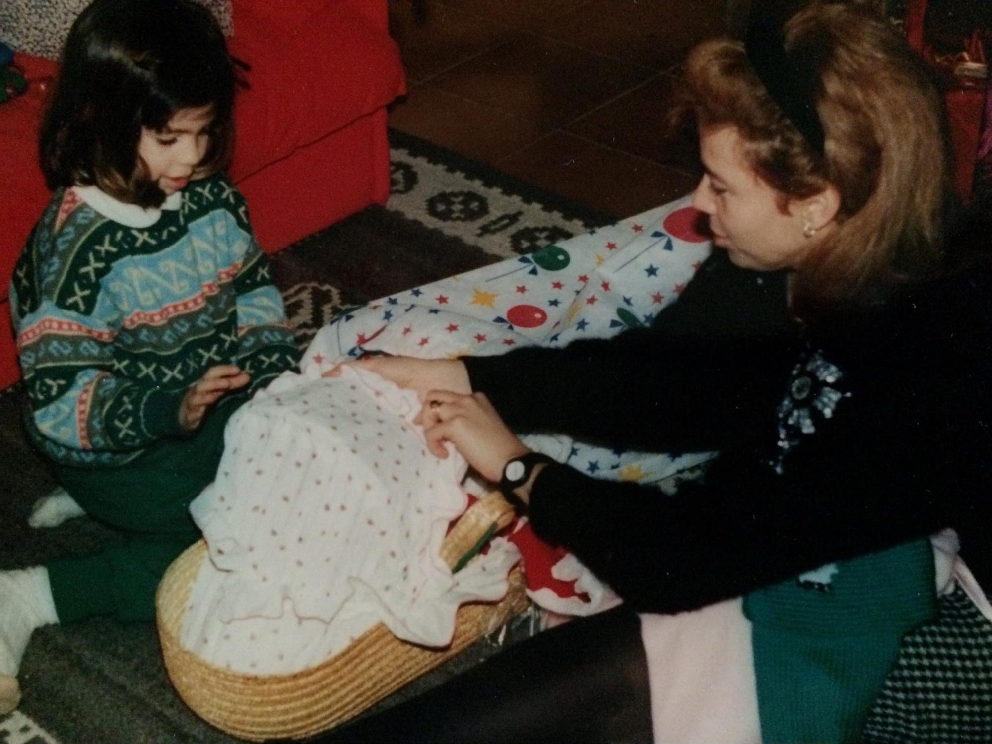 Alice and Yrene Caslini Día de las Madres