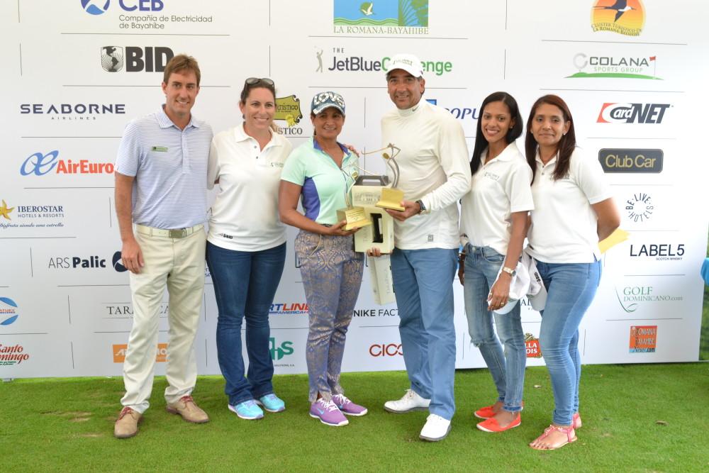 La Romana Golf Prizes
