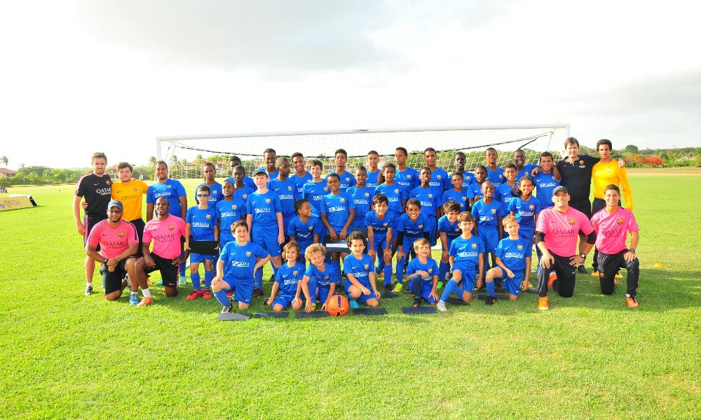 Grupo Completo FCBEscola