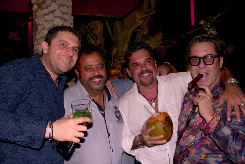 Robert Garcia Cocktail Party