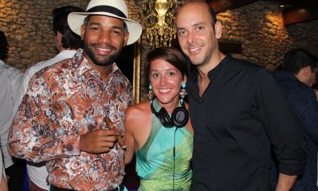 Robert Garcia Salon Cocktail Party