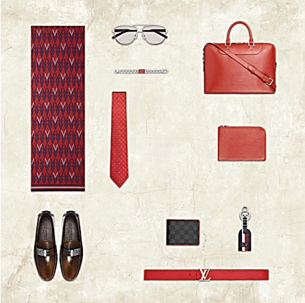 Louis Vuitton the art of Packing
