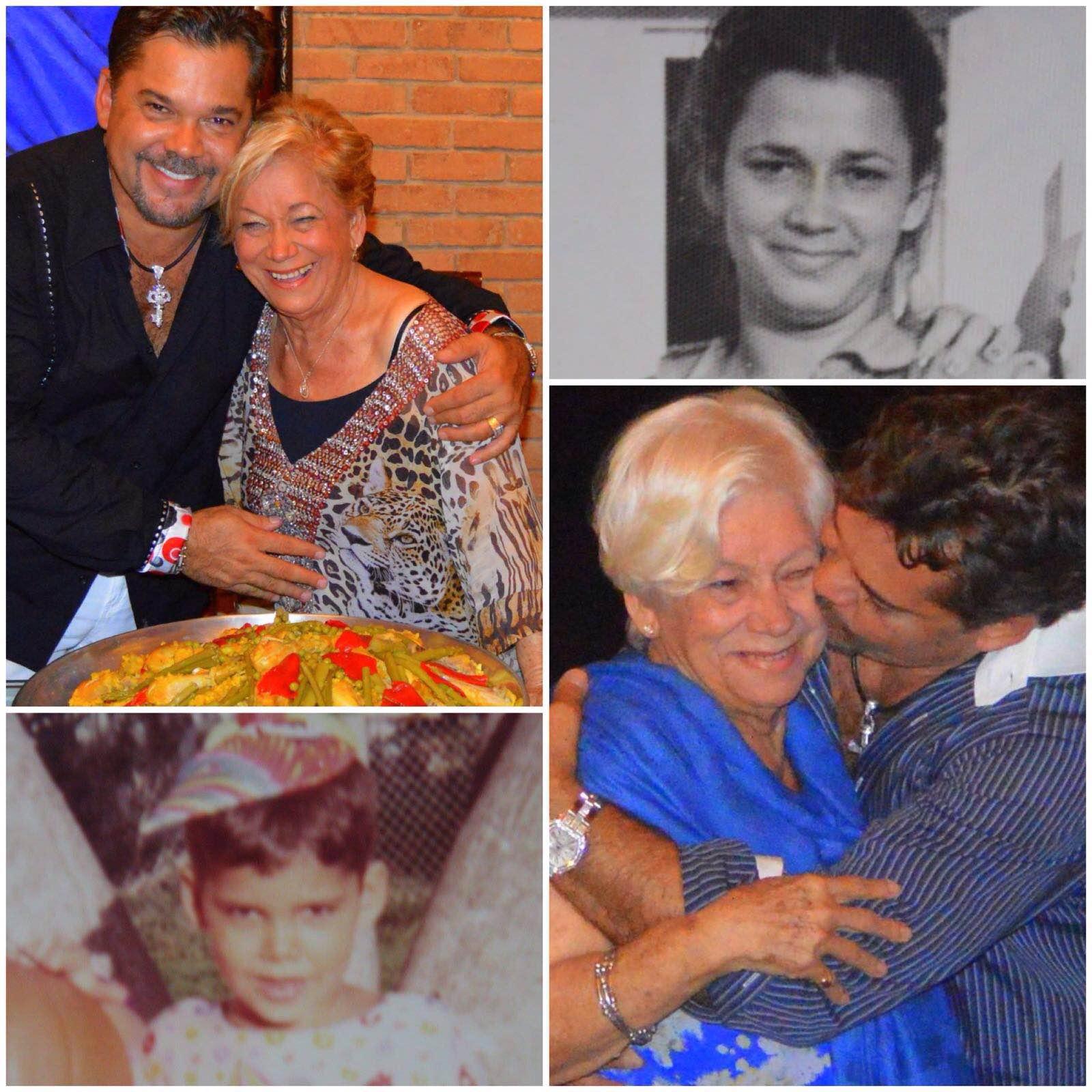 Robert Garcia's Mom Día de las Madres