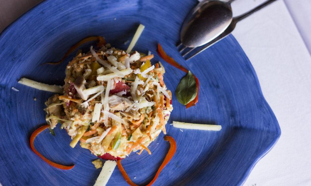Limoncello quinoa