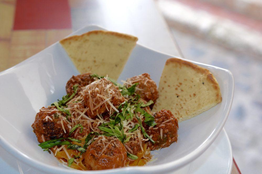 Pasta & Meatballs