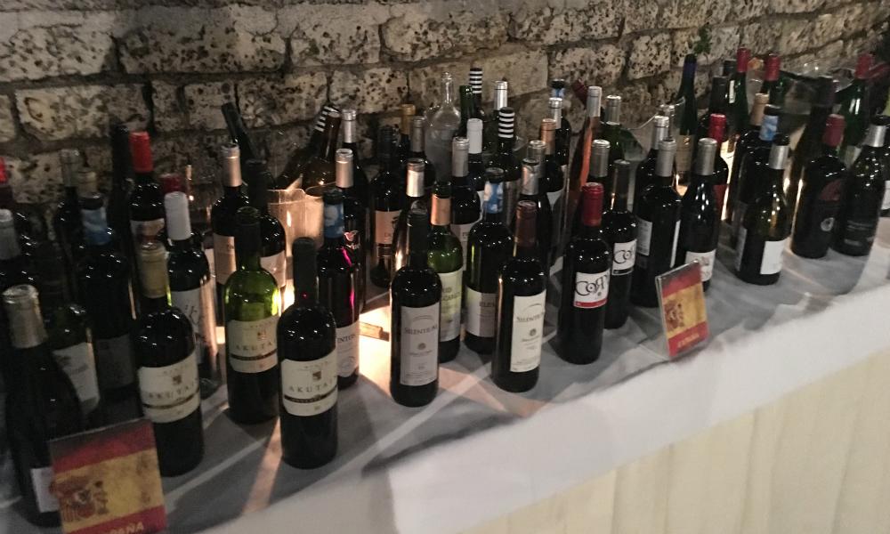 Wine Bottles Wine tasting La Piazzetta