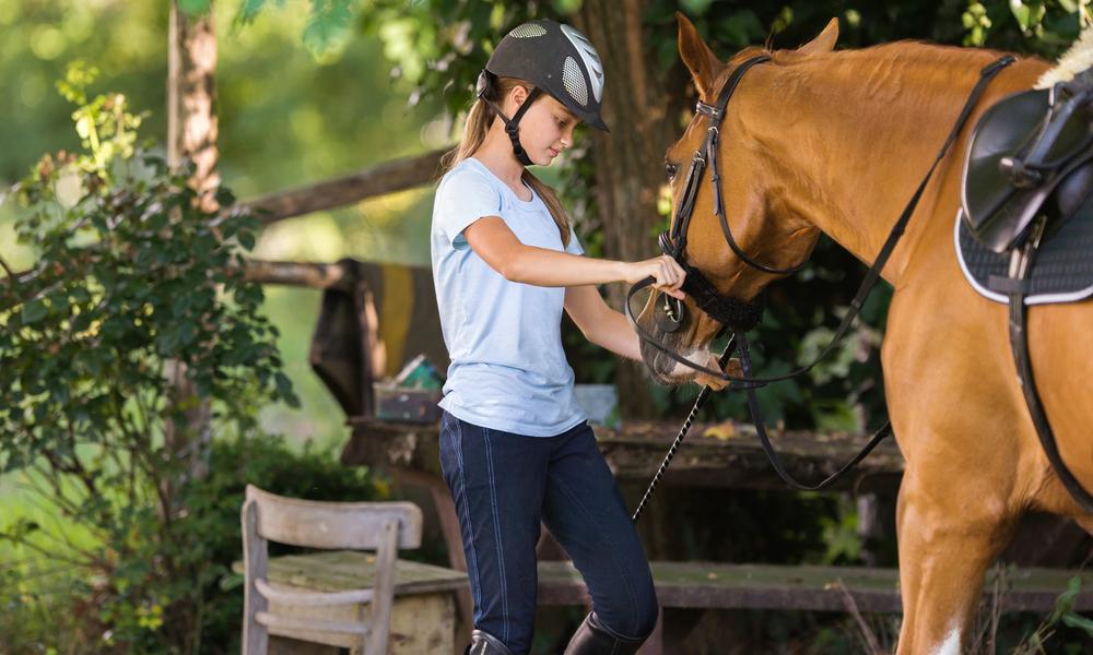 ASA Summer Camp Equestrian