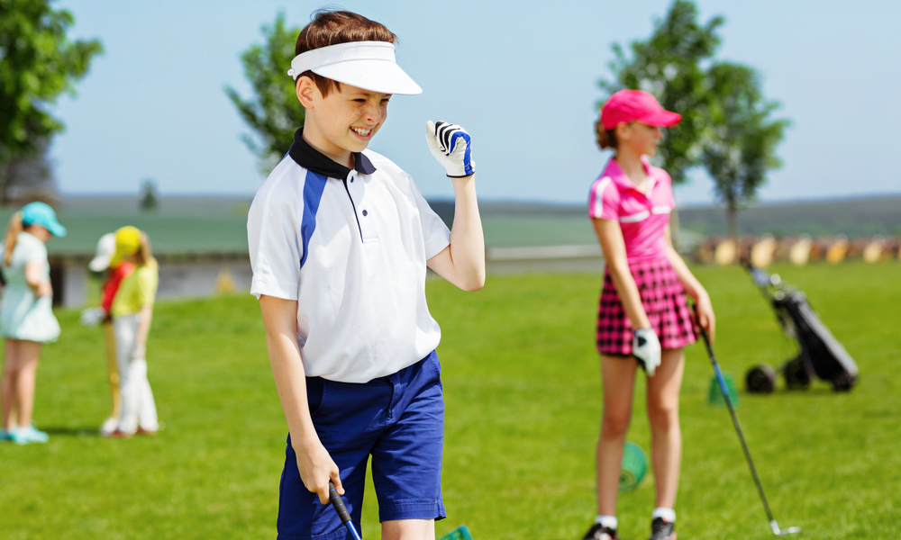 ASA Summer Camp Golf