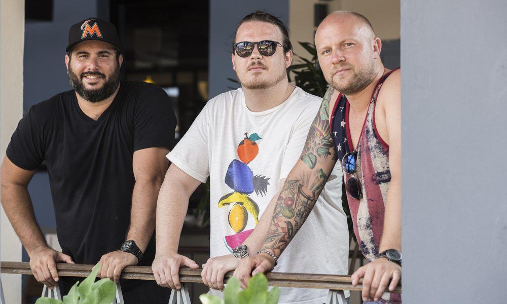 Flavors of the World Miami - Jose Mendin, Brad Kilgore, Jeremy Ford