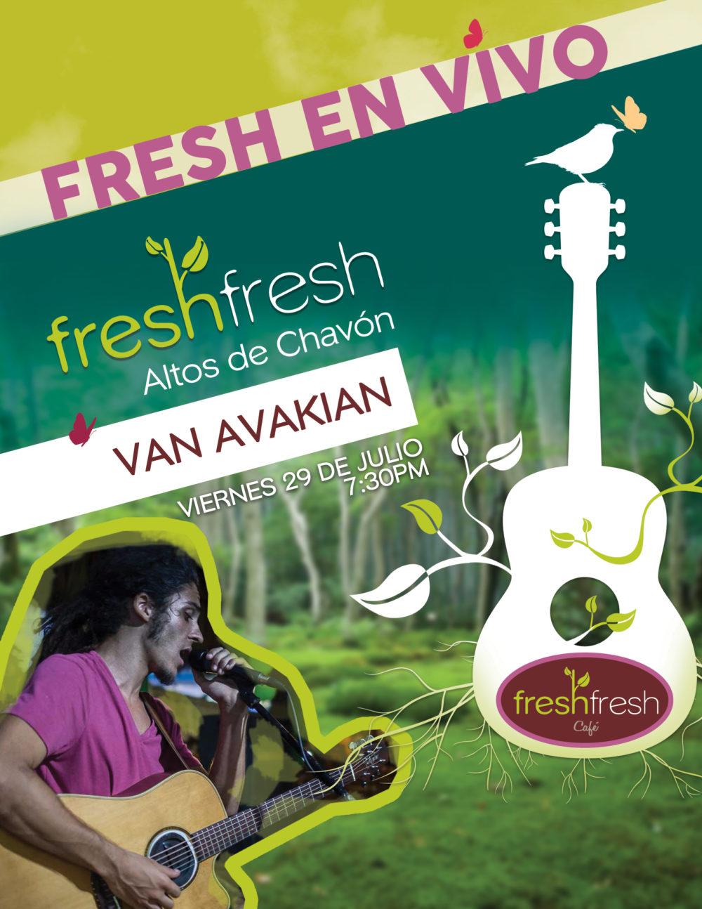 Fresh Fresh Café Chavón