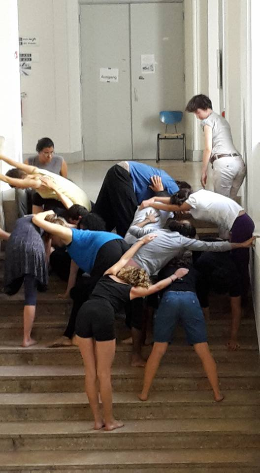 Jimmy Robert's Perfomance Workshop