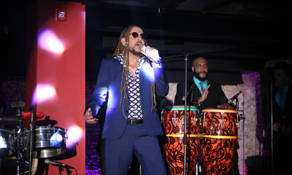 Tono Rosario at Genesis Nightclub