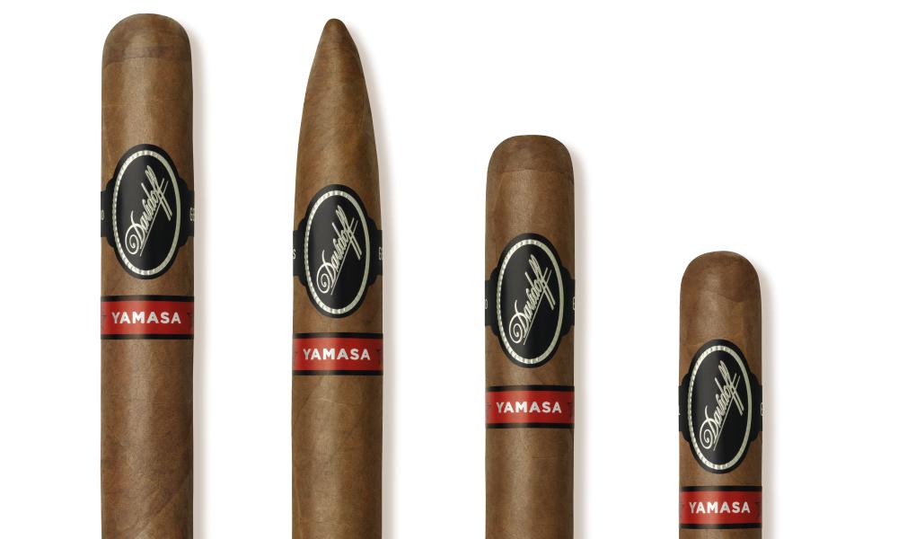 Yamasa Variety Davidoff Yamasá Cigar