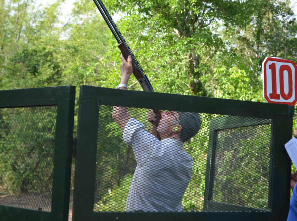 Clay Shooting Center