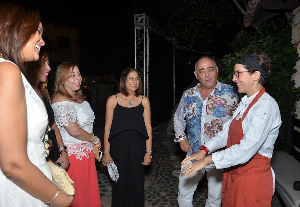 Flavors of the World Italy - Chef Alba Esteve Ruiz