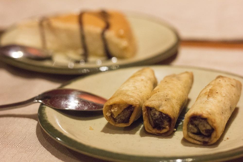 Son de Padres Chinois Dessert