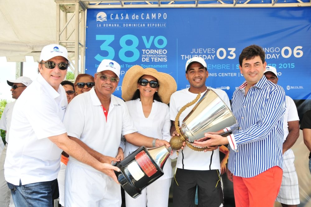 International_Tennis_Tournament_Casa_de_Campo_BDI_Cup