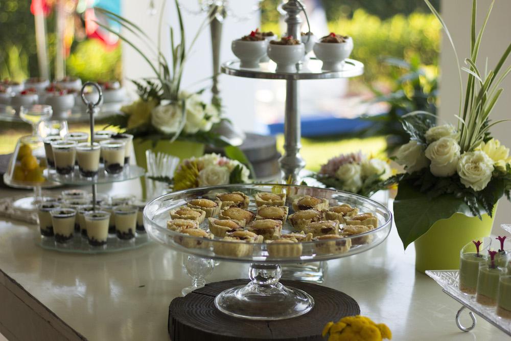 Café de la Leche Tea Party