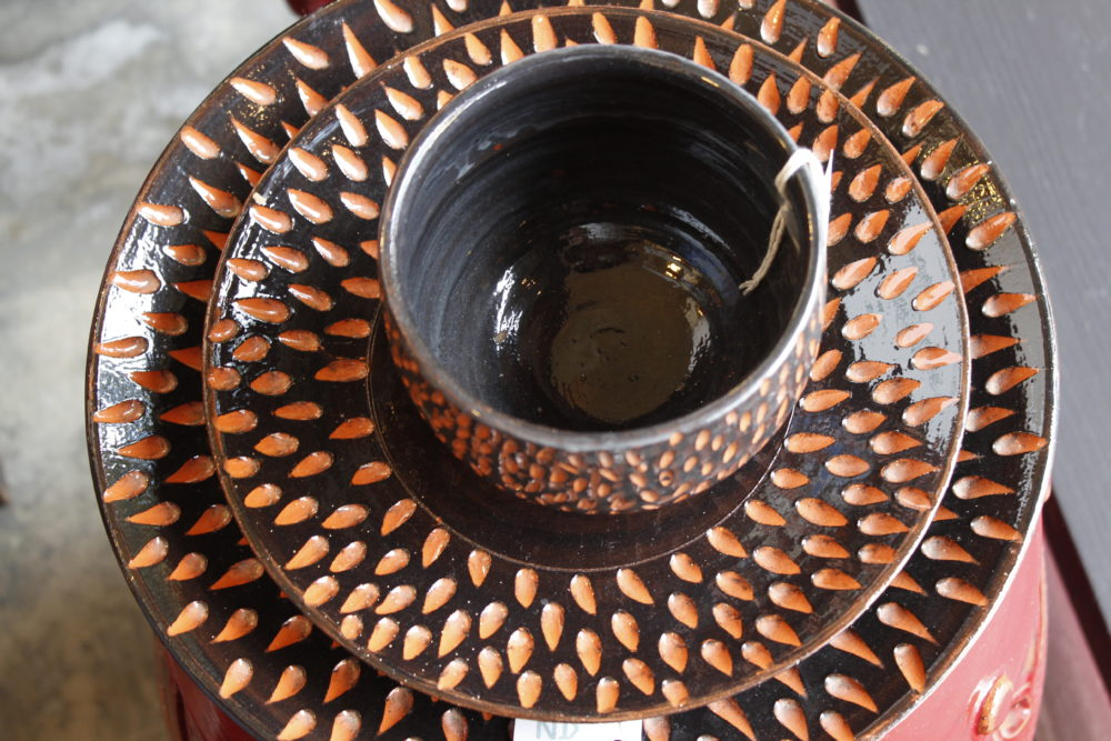 Pottery course Chavón