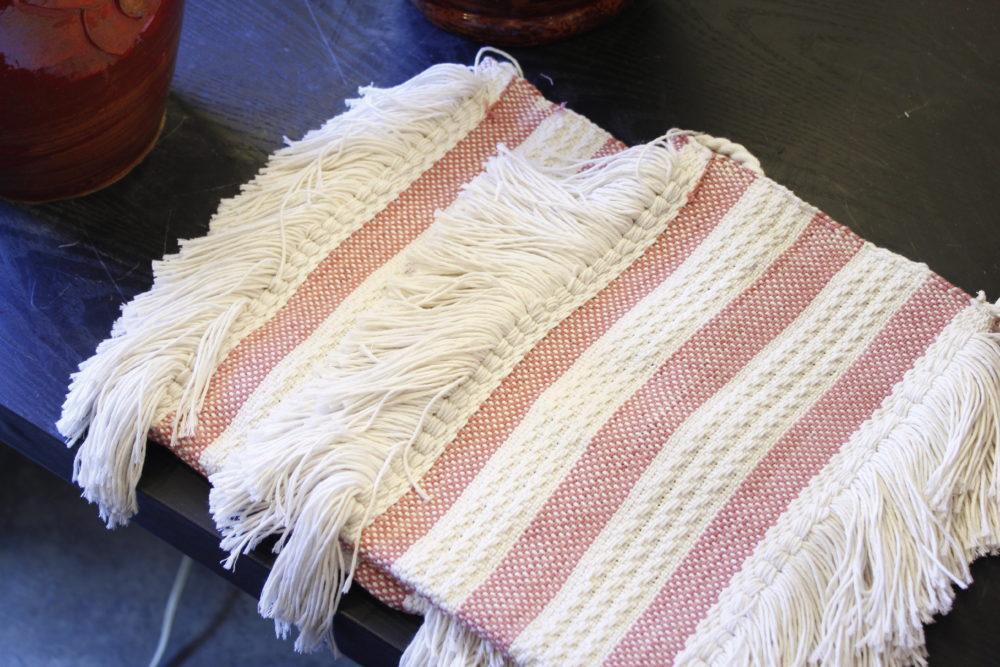 Weaving course Chavón