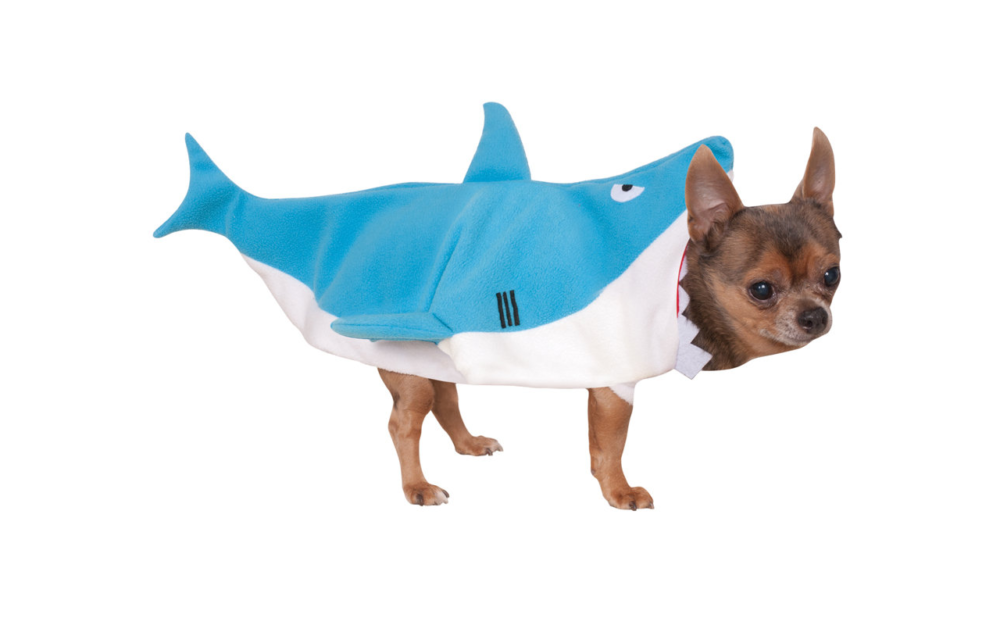 Shark Week Halloween Costume