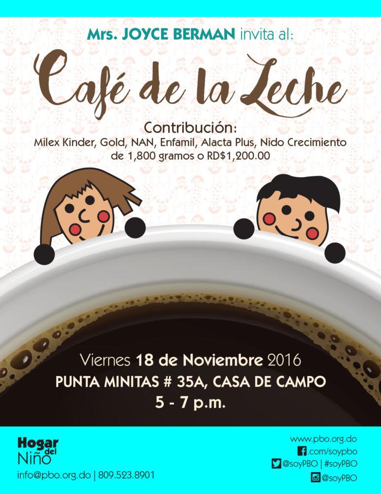 Café de la Leche November 2016