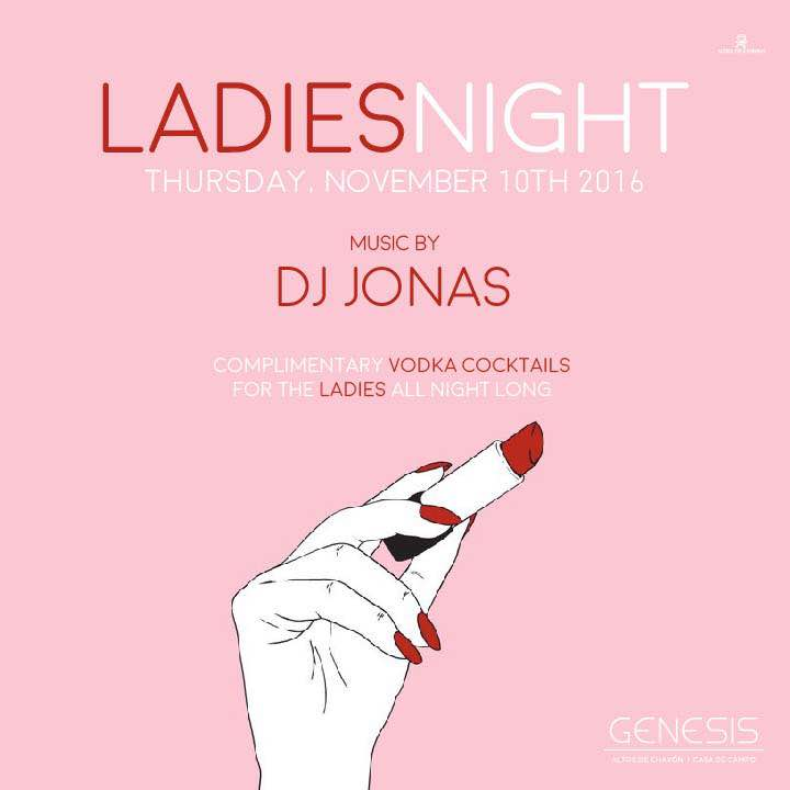 Genesis Ladies Night
