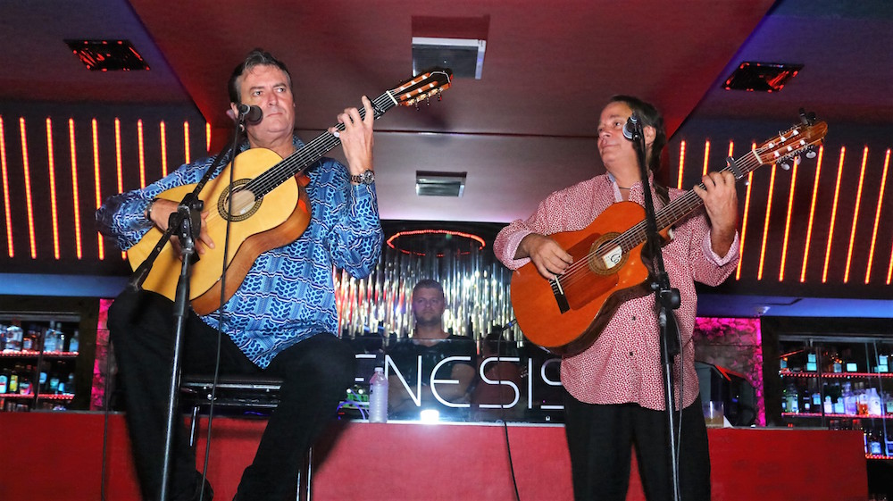 Gipsy Kings at Genesis Nightclub Halloween Party 2016