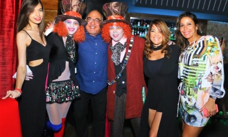 Genesis Nightclub Halloween Party 2016
