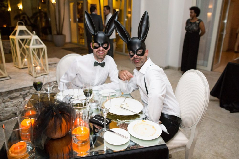 Masquerade Ball Eden Roc