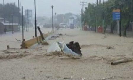 Dominican Republic flooding Nov. 2016