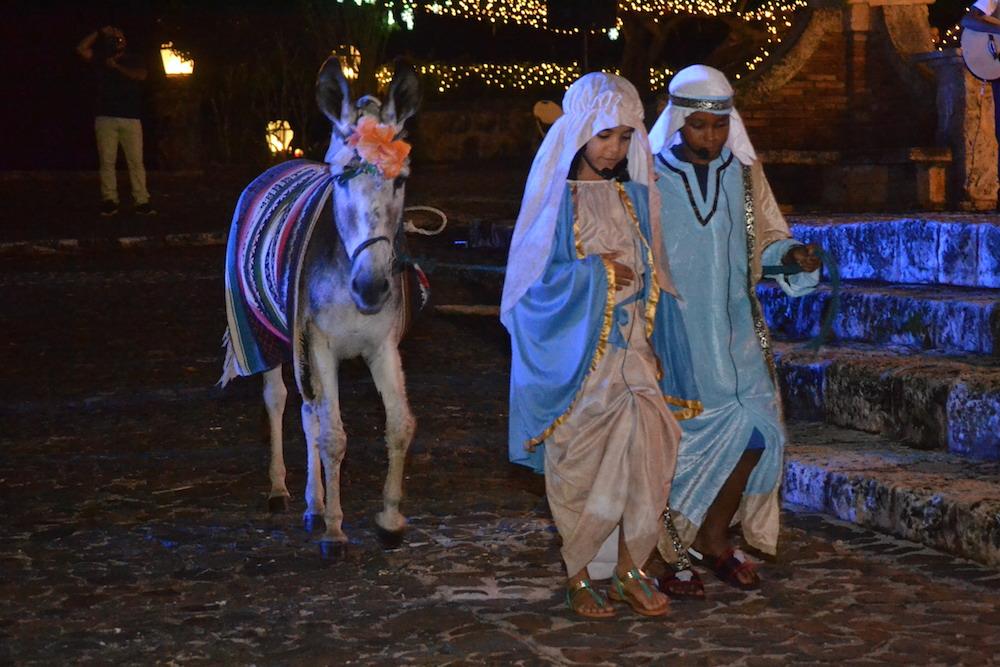 Fundación MIR Nativity Skit