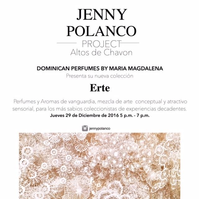 Erte - Dominican Perfumes
