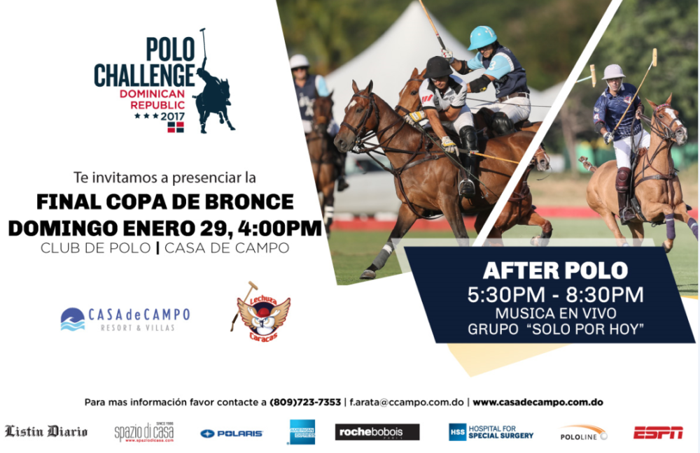 Bronze Cup Polo Challenge RD