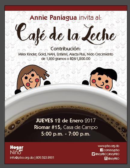Café de la Leche - Annie Paniagua