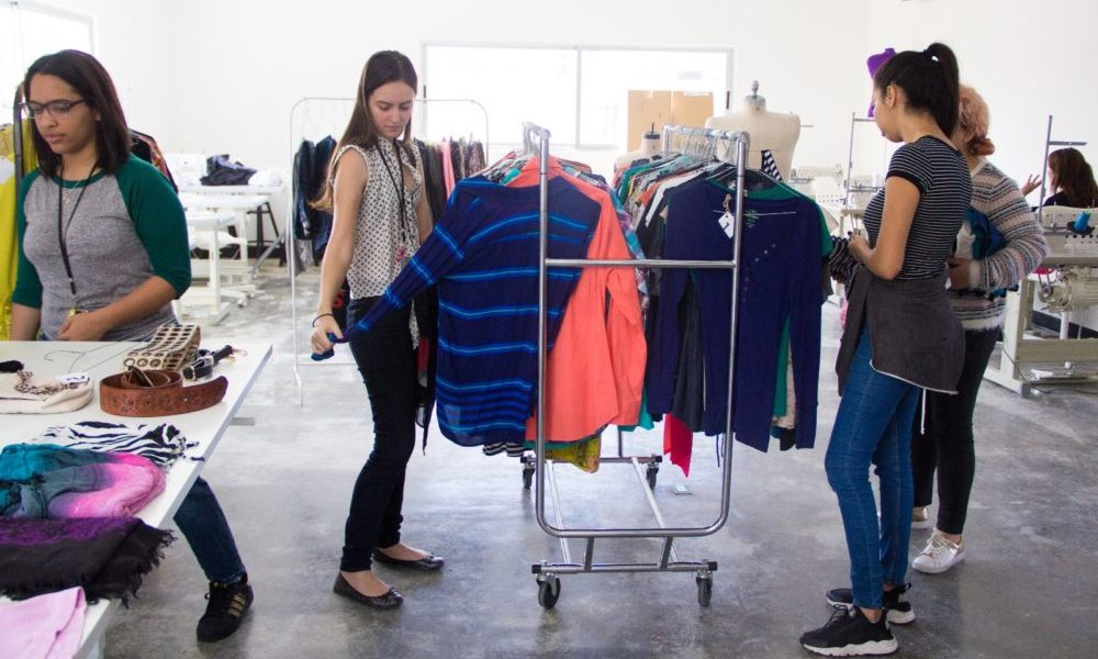 Fashion Revolution DR Clothing Swap